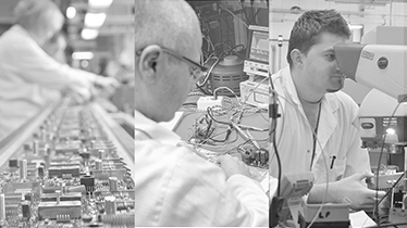 Process in the electronics industry - three musts which make it agile
