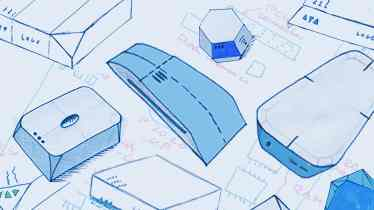 Why sketching is an important part of the hardware design process?