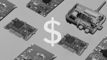 Spend your money wisely! On product design and electronics manufacturing services.